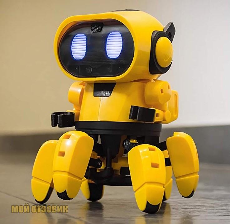 робот тобби tobbie