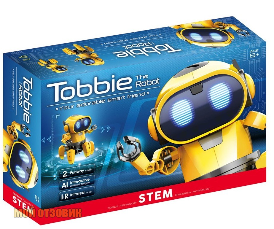tobbie робот