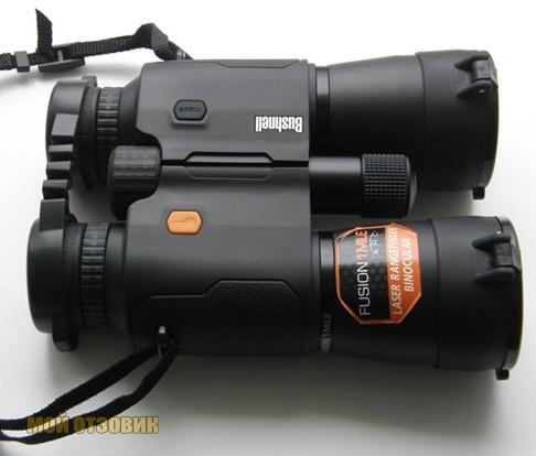 Бинокль-дальномер Bushnell Fusion 1