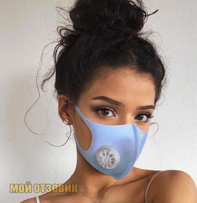 маска Yo Mask