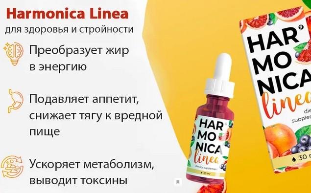 HARMONICA LINEA отзывы