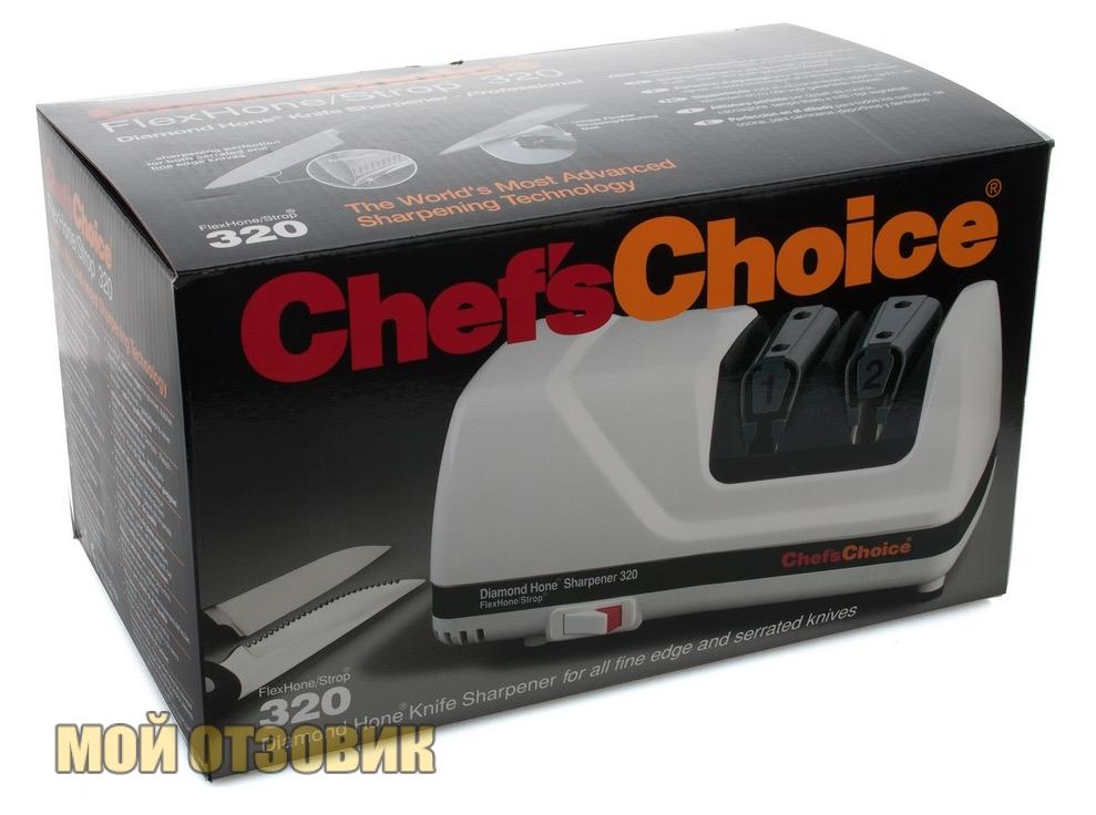ножеточка Chef's Choice