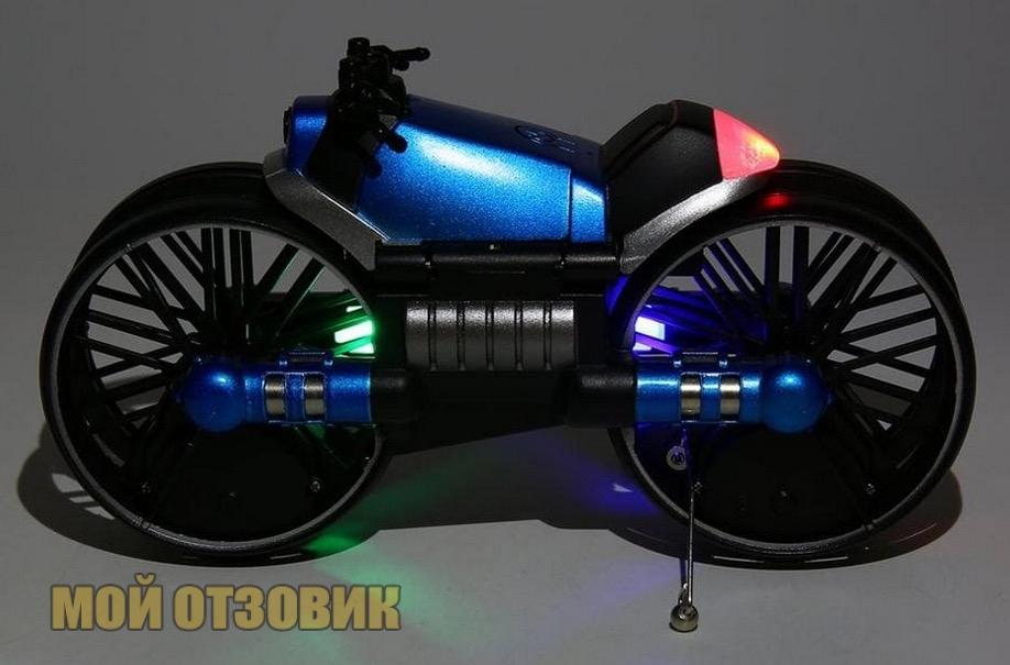 мотоцикл квадрокоптер